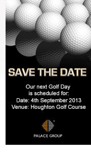 Palace Group Golf Day 2013